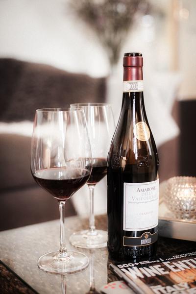 Amarone Weinprobe
